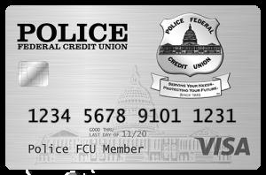 police fcu share secured visa platinum card